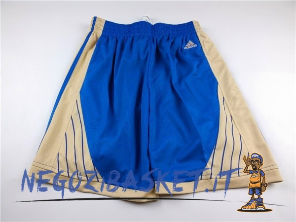 Promo Pantaloni Basket 2015 Natale Golden State Warriors Blu