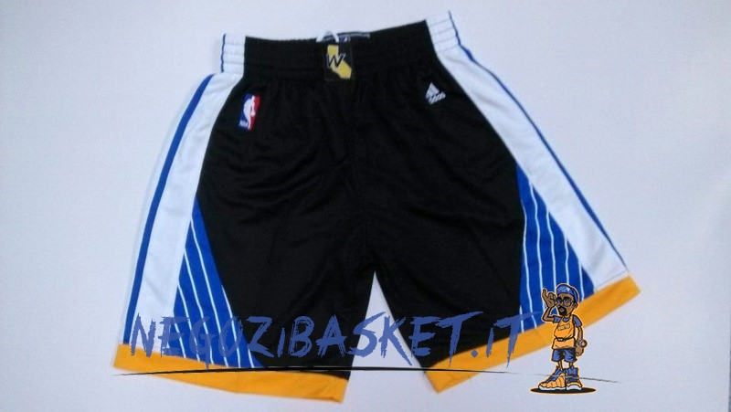 Promo Pantaloni Basket Golden State Warriors Nero